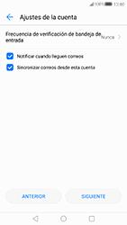 Huawei P10 - E-mail - Configurar correo electrónico - Paso 20