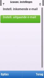 Nokia C6-00 - E-mail - e-mail instellen: POP3 - Stap 18