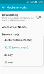 Samsung J120 Galaxy J1 (2016) - Network - Enable 4G/LTE - Step 6