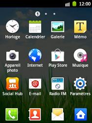 Samsung S5300 Galaxy Pocket - Réseau - utilisation à l'étranger - Étape 6