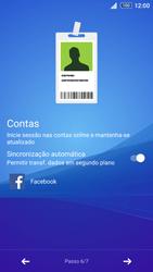 Sony Xperia Z3 Plus - Primeiros passos - Como ligar o telemóvel pela primeira vez -  15