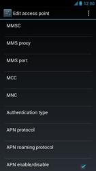 Acer Liquid S1 - Internet - Manual configuration - Step 15