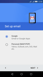 Huawei Y6 - Email - 032a. Email wizard - Gmail - Step 8