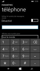 Microsoft Lumia 640 - Messagerie vocale - configuration manuelle - Étape 9