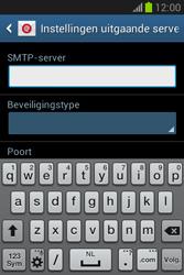 Samsung Galaxy Fame Lite (S6790) - E-mail - Account instellen (IMAP met SMTP-verificatie) - Stap 13
