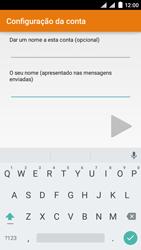 NOS SLIM - Email - Configurar a conta de Email -  21