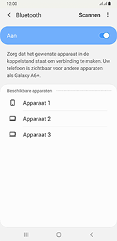 Samsung galaxy-a6-plus-sm-a605fn-ds-android-pie - Bluetooth - Headset, carkit verbinding - Stap 7