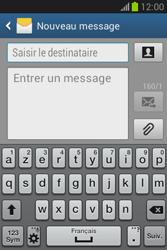 Samsung S6790 Galaxy Fame Lite - MMS - envoi d'images - Étape 4