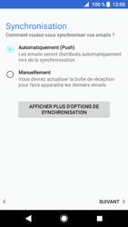 Sony Xperia XZ1 - E-mails - Ajouter ou modifier votre compte Outlook - Étape 13