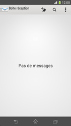 Sony D5503 Xperia Z1 Compact - E-mail - envoyer un e-mail - Étape 3