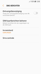 Samsung galaxy-a3-2017-android-oreo - SMS - SMS-centrale instellen - Stap 10