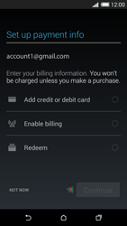 HTC One M8 mini - Applications - Downloading applications - Step 20