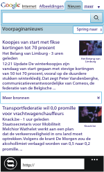Nokia Lumia 800 - Internet - Internetten - Stap 9