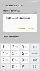 Samsung Galaxy J5 (2017) - Mensajería - Configurar el equipo para mensajes de texto - Paso 9