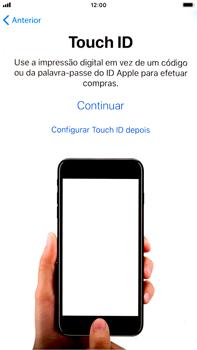 Apple iPhone 6s Plus - iOS 12 - Primeiros passos - Como ligar o telemóvel pela primeira vez -  10