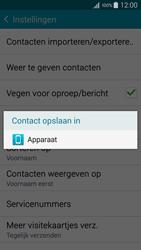 Samsung A500FU Galaxy A5 - Contacten en data - Contacten kopiëren van SIM naar toestel - Stap 9