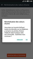 HTC U Play - Aller plus loin - Restaurer les paramètres d'usines - Étape 7