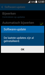 Samsung G357 Galaxy Ace 4 - Software update - update installeren zonder PC - Stap 9
