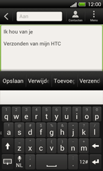 HTC C525u One SV - E-mail - Hoe te versturen - Stap 11