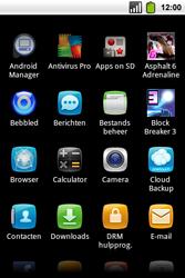 Alcatel OT-991 Smart - E-mail - Handmatig instellen - Stap 3