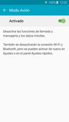 Samsung Galaxy A5 (2016) - Funciones básicas - Activar o desactivar el modo avión - Paso 6