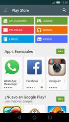 Huawei Ascend G7 - Aplicaciones - Tienda de aplicaciones - Paso 18