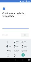Alcatel 1X - Sécuriser votre mobile - Activer le code de verrouillage - Étape 9
