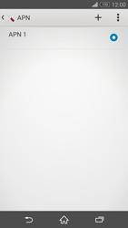Sony Xperia Z3 - Mensajería - Configurar el equipo para mensajes multimedia - Paso 7