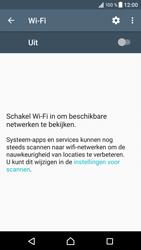 Sony Xperia XZ (F8331) - Android Nougat - WiFi - Verbinden met een netwerk - Stap 5