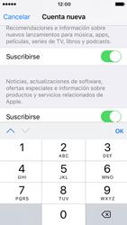 Apple iPhone SE iOS 10 - Aplicaciones - Tienda de aplicaciones - Paso 16