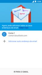 Motorola Moto C Plus - Email - Adicionar conta de email -  12