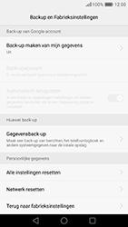 Huawei GT3 - Device maintenance - Terugkeren naar fabrieksinstellingen - Stap 7