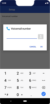 Google Pixel 3XL - Voicemail - Manual configuration - Step 10