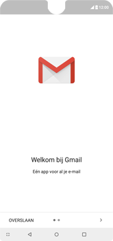 Wiko View 2 - E-mail - e-mail instellen (outlook) - Stap 4