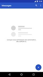 LG Nexus 5X - Android Oreo - MMS - envoi d'images - Étape 3