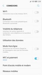 Samsung G935 Galaxy S7 Edge - Android Nougat - Internet - Désactiver du roaming de données - Étape 5