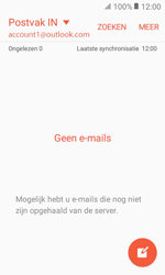 Samsung Galaxy Xcover 3 VE - E-mail - e-mail instellen (outlook) - Stap 4