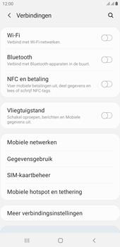 Samsung galaxy-j4-plus-dual-sim-sm-j415fn-android-pie - NFC - NFC activeren - Stap 5