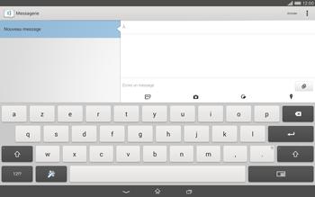 Sony Xperia Tablet Z2 (SGP521) - MMS - envoi d'images - Étape 4