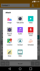 LG H525N G4c - Mms - Sending a picture message - Step 13