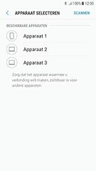 Samsung Galaxy A5 (2017) - Android Nougat - Contactgegevens overzetten - delen via Bluetooth - Stap 10