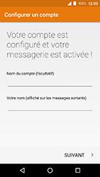 Crosscall Action X3 - E-mails - Ajouter ou modifier un compte e-mail - Étape 24