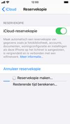 Apple iPhone SE - iOS 13 - Data - maak een back-up met je account - Stap 13