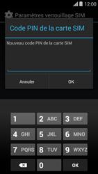 Bouygues Telecom Ultym 5 II - Sécuriser votre mobile - Personnaliser le code PIN de votre carte SIM - Étape 8