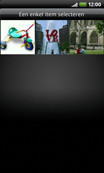 HTC A7272 Desire Z - MMS - afbeeldingen verzenden - Stap 9