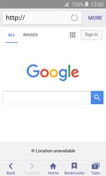 Samsung Galaxy J1 - Internet - Internet browsing - Step 14