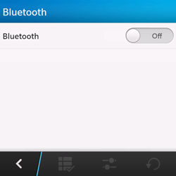 BlackBerry Q10 - Bluetooth - Pair with another device - Step 6