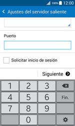 Samsung Galaxy Core Prime - E-mail - Configurar correo electrónico - Paso 14