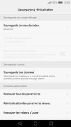 Huawei Nova - Device maintenance - Back up - Étape 8