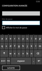 Nokia Lumia 635 - E-mail - Configuration manuelle - Étape 9